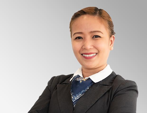 Charmie Anne Badion - High Hopes Dubai