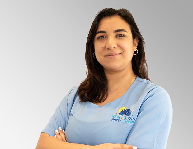 Chirine Schlink - High Hopes Dubai