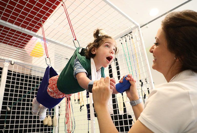 Physical Therapy at High Hopes Dubai