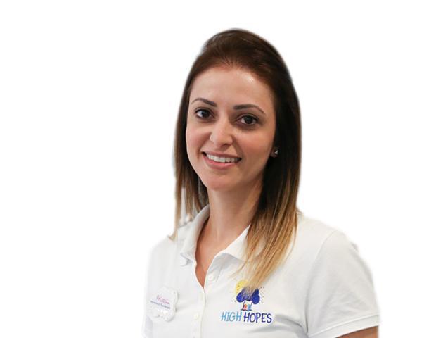 Priscila Cunha Santos - High Hopes Dubai
