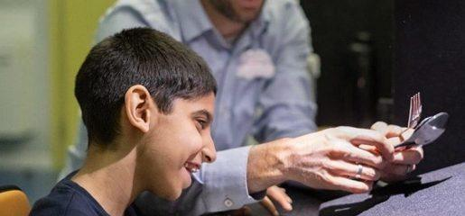What does the future look like for children with Cortical Visual Impairment?
