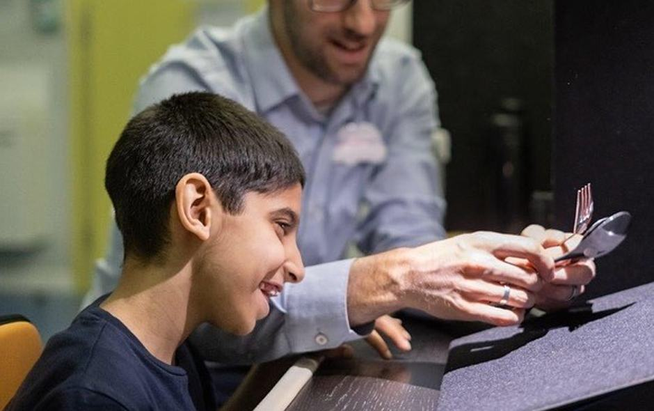 What does the future look like for children with Cortical Visual Impairment? - High Hopes Dubai