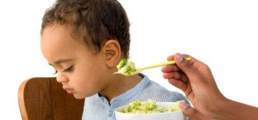Why doesn't my child want to eat?