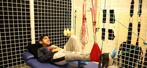 Spider Cage: An Engaging and Entertaining Rehabilitation resource