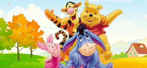 Sensory Processing Disorder as Explained by the Characters in the 100 Acre Wood