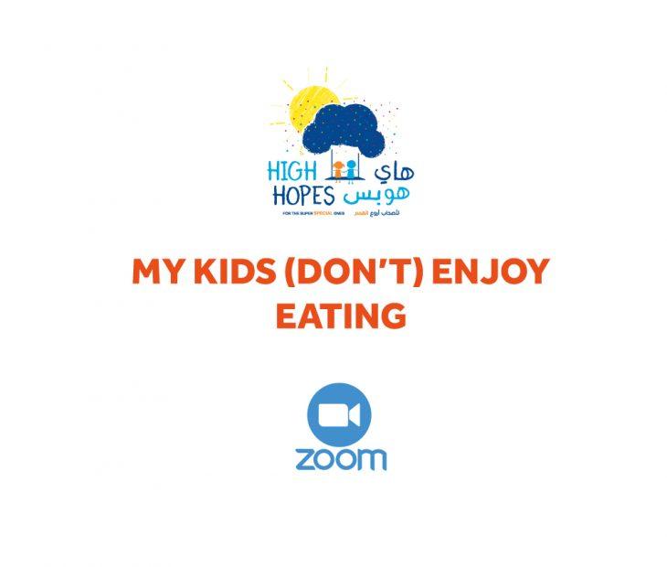 My Kids (don't) Enjoy Eating