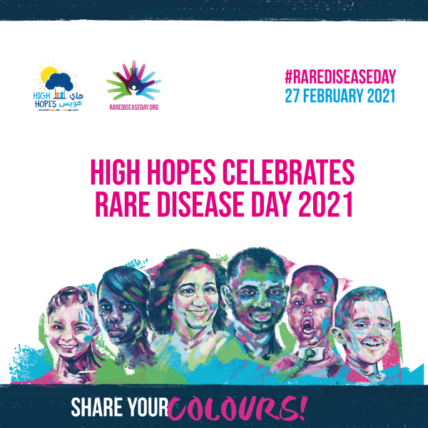 High Hopes Celebrates Rare Disease Day 2021