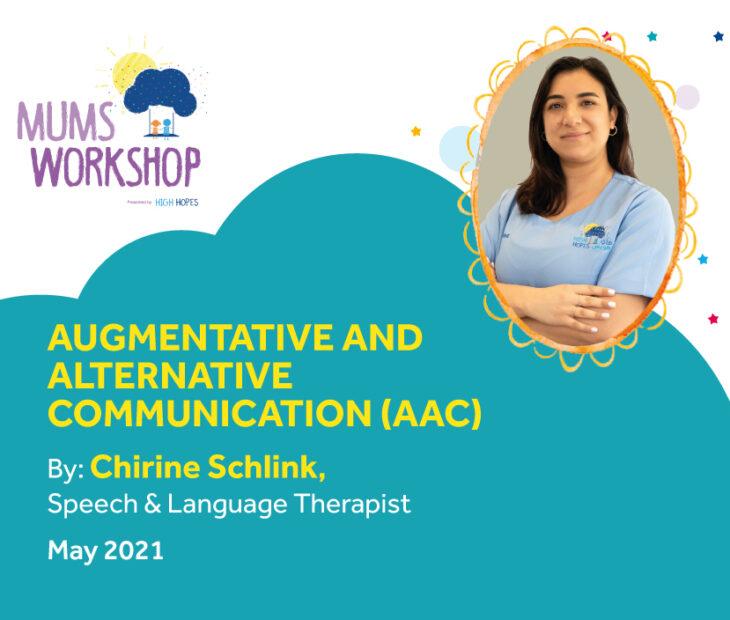 Augmentative and  Alternative Communication (AAC)