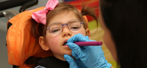 Importance of oral sensory and motor stimulation in tube-fed children
