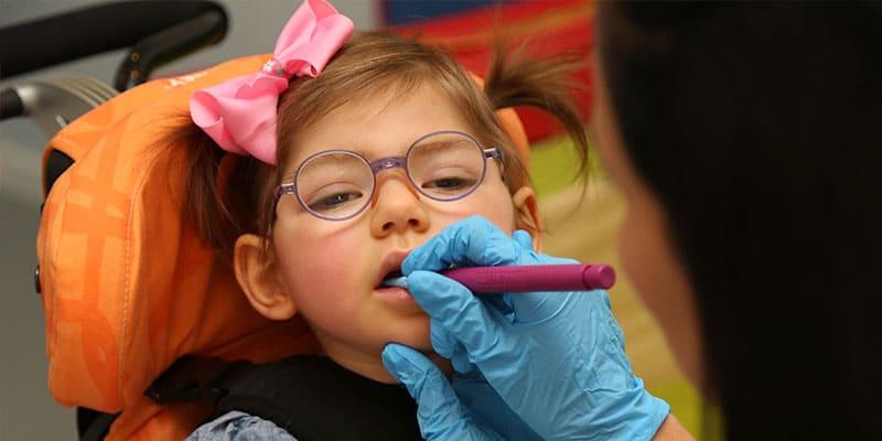 Importance of oral sensory and motor stimulation in tube-fed children - High Hopes Dubai