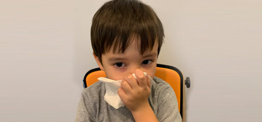 The importance of nasal hygiene