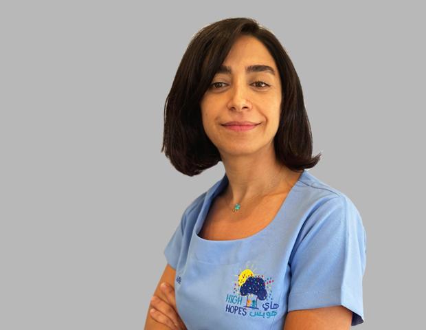 Abir Massaad - High Hopes Dubai